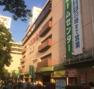 ITO YOKADO 武蔵境 西館2