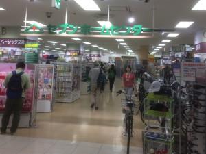ITO YOKADO 武蔵境 西館店内
