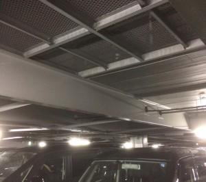 イオンモール川口前川4F駐車場