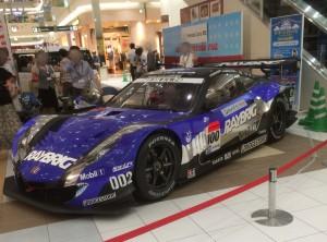 イオン 北戸田 レーシングカー