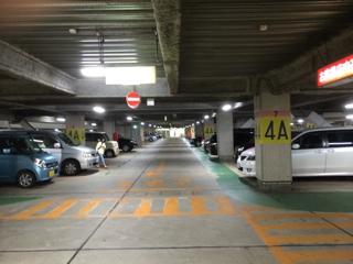 イトーヨーカドー東久留米 駐車場