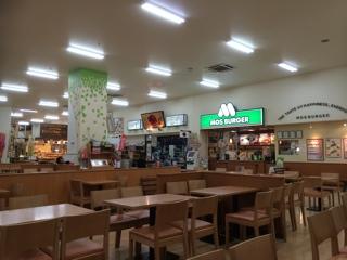 スーパービバホーム埼玉大井店 フードコート1