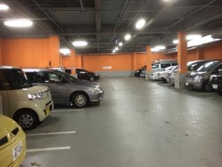 ドンキホーテエッセンス関町店 駐車場