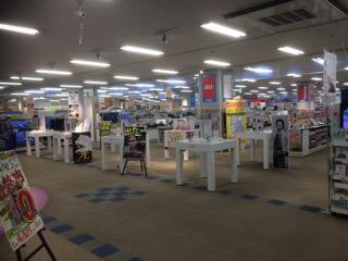 イオン大井店 店内3