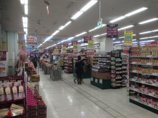 イオン大井店 店内2