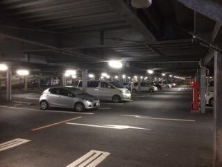 イトーヨーカドー和光店駐車場