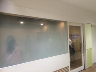 ららぽーと富士見 喫煙室