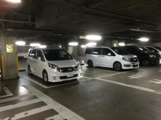 サミット シーアイハイツ和光店駐車場