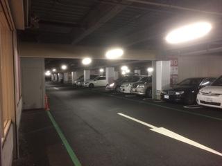 ララガーデン川口 駐車場