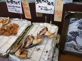 魚市場 旬
