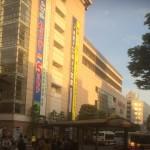 二棟にわたる大きな駅前店舗 ~ イトーヨーカドー武蔵境店